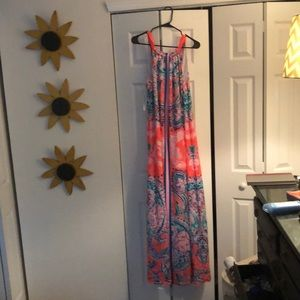 Lilly Pulitzer size 16 dress, worn once